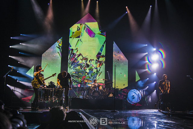 Imagine Dragons @ Accorhotel Arena, Paris | 22/02/2018