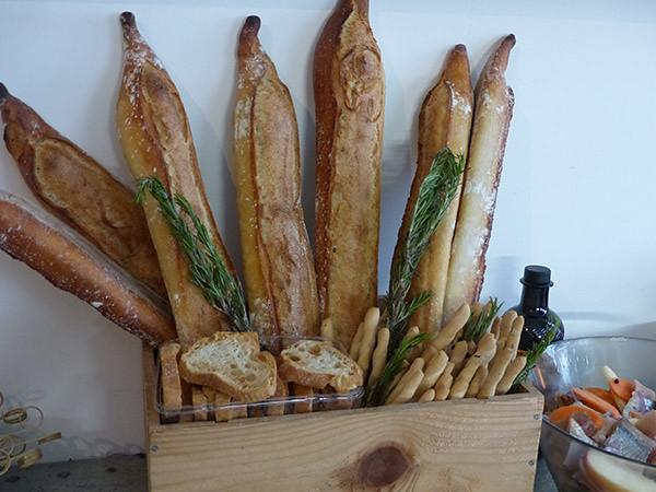 pain et romarin