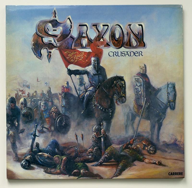 A0519 SAXON Crusader FOC