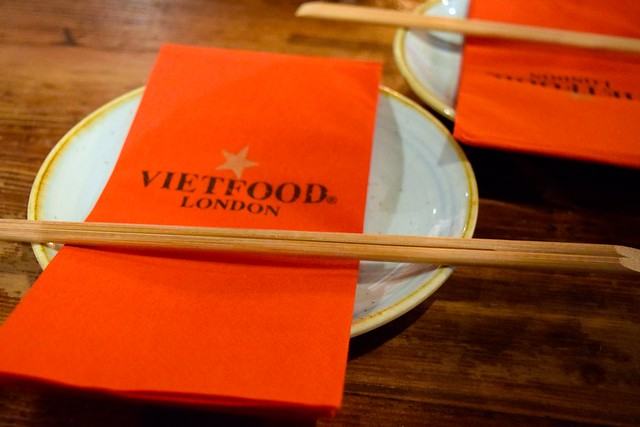 Dinner at Vietfood, Chinatown #vietnamese #chinatown #london