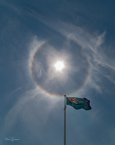 Under The Southern Halo Sun