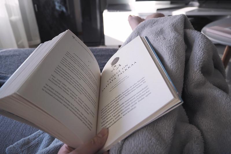 kirjoja bloggaamisesta unelmahommissa