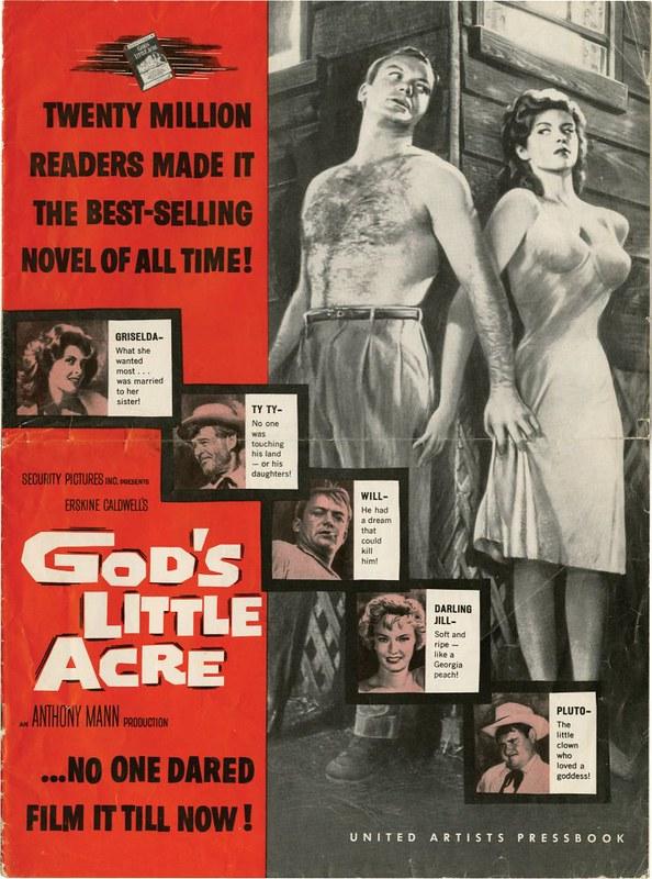 God`s Little Acre - Poster 3