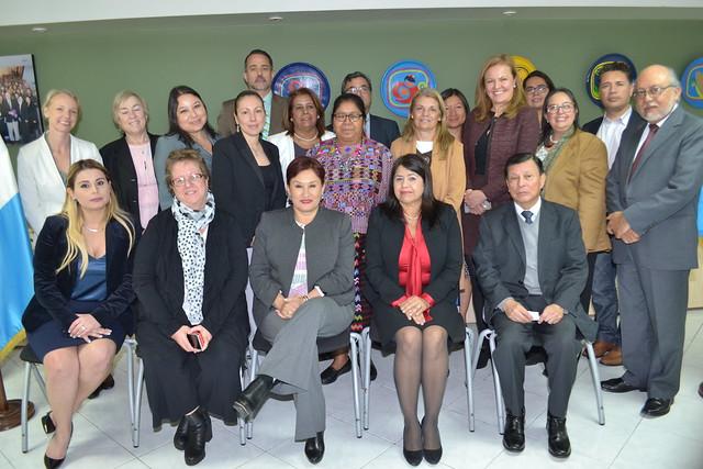 Sesión del Comité Ejecutivo del PBF