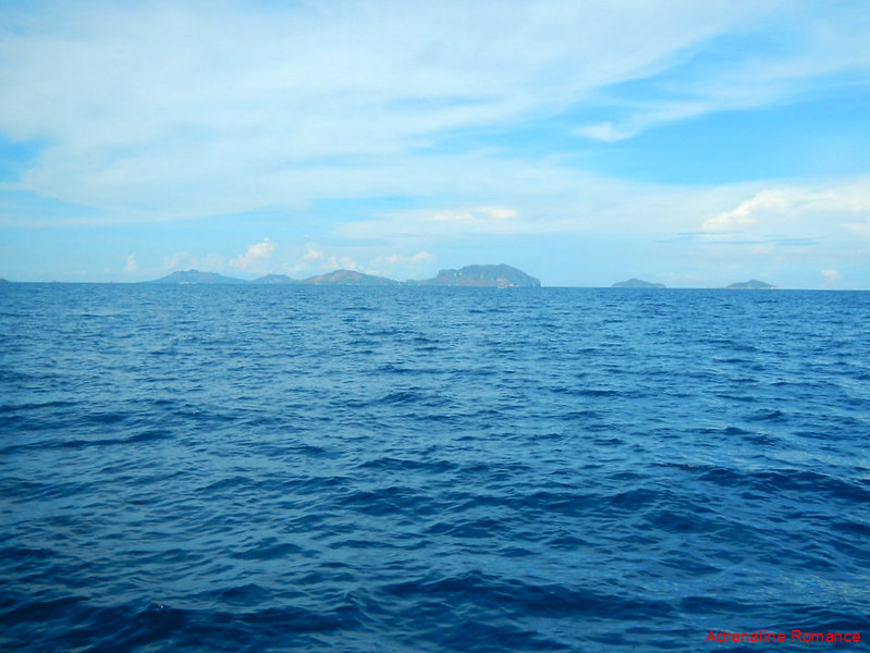 Sailing to Islas de Gigantes