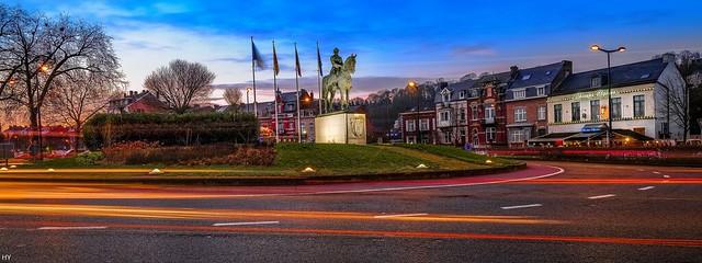 Statue du Roi Albert (BE)