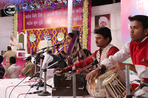 Devotional song by Divya Dhagate and Saathi from CIDCO