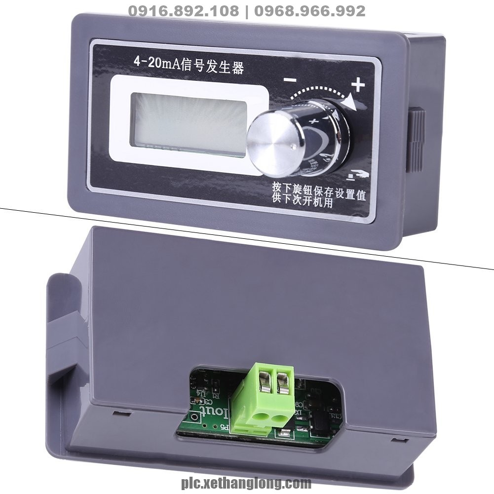 Tổng quan về máy phát dòng 4 - 20mA