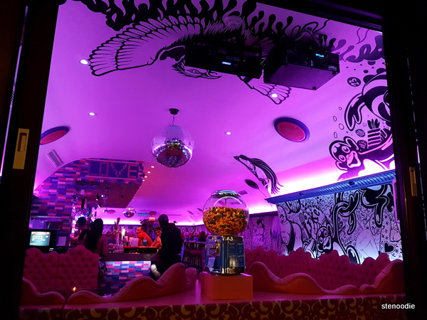 Psychedelic candy shop