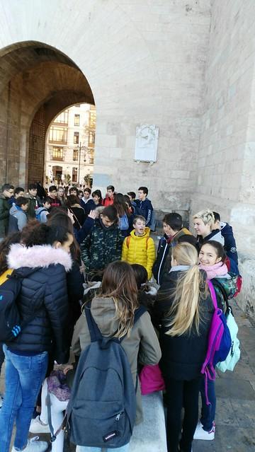 Visita al casco antiguo de Valencia