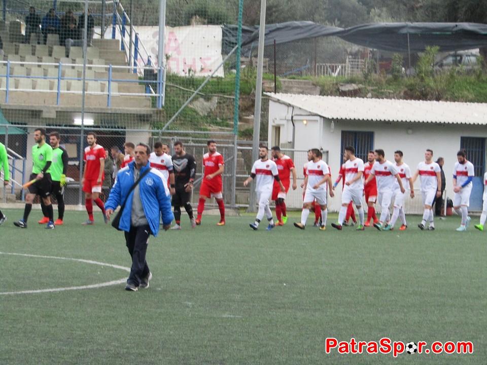 Δόξα Παραλίας-Λέων Αλισσού 0-1