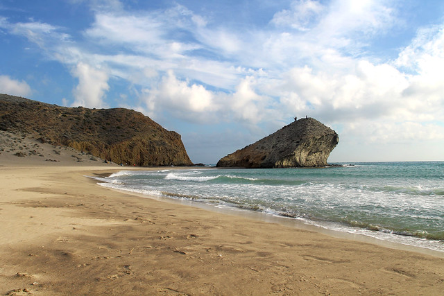 Playa de Monsul, Canon EOS 1100D, Canon EF 20mm f/2.8 USM