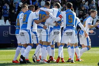 C.D. Leganés 3-2 R.C.D. Espanyol