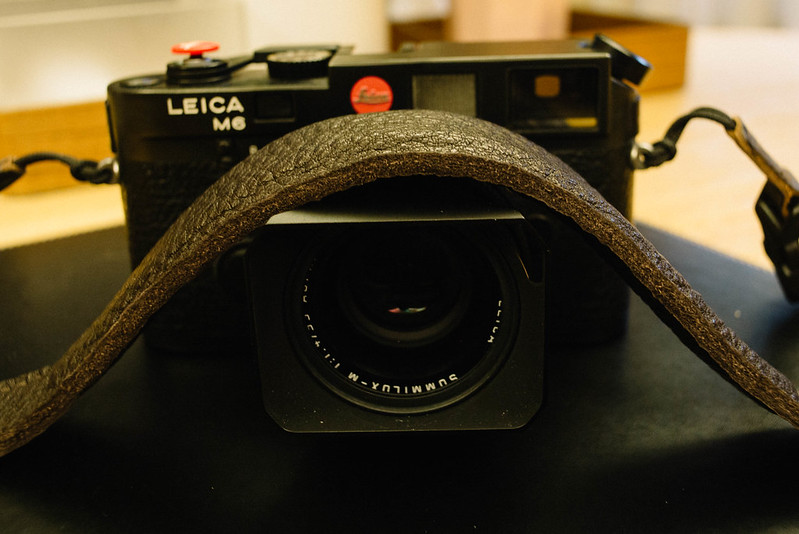 Pack&Smooch Camera strap Wiltshire