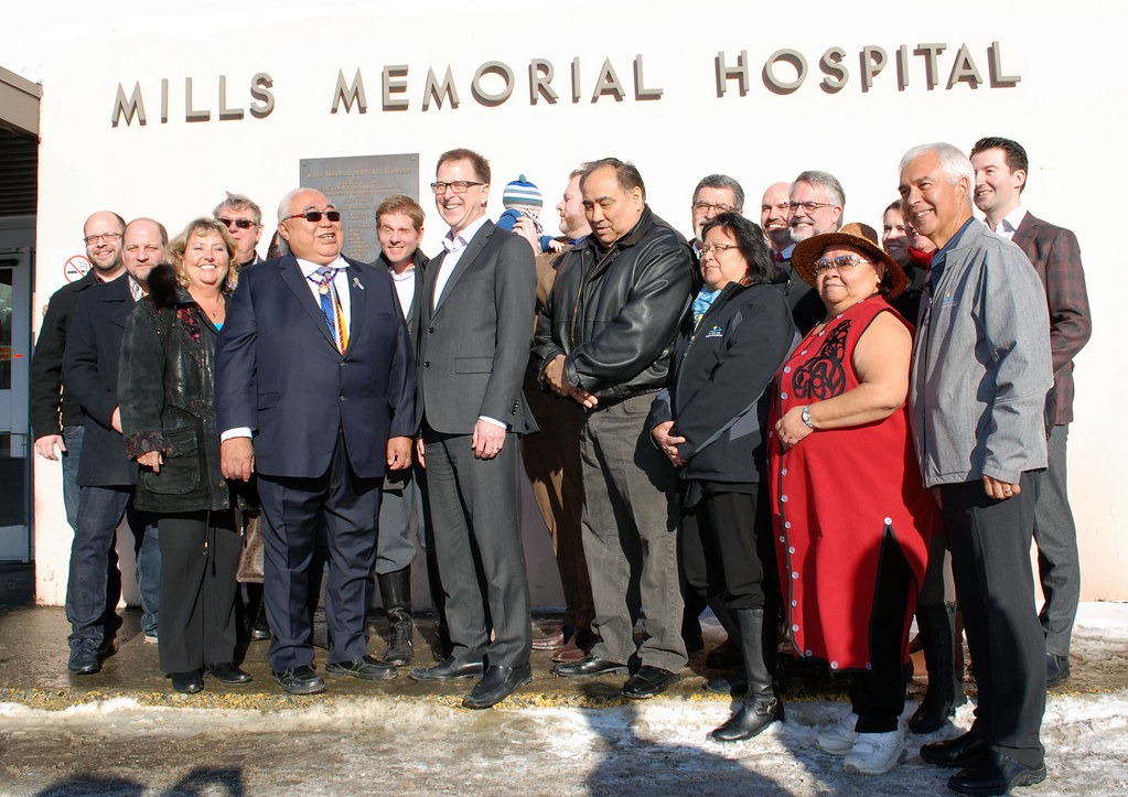 Decisive action is finally being taken as Health Minister Adrian Dix announced that a new hospital for Terrace has moved to the business planning stage after approval of the concept plan.