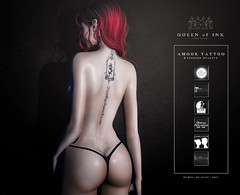 *Queen oF Ink - Amour Tattoo @L8