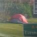 Haden Way, Balsall Heath - tent