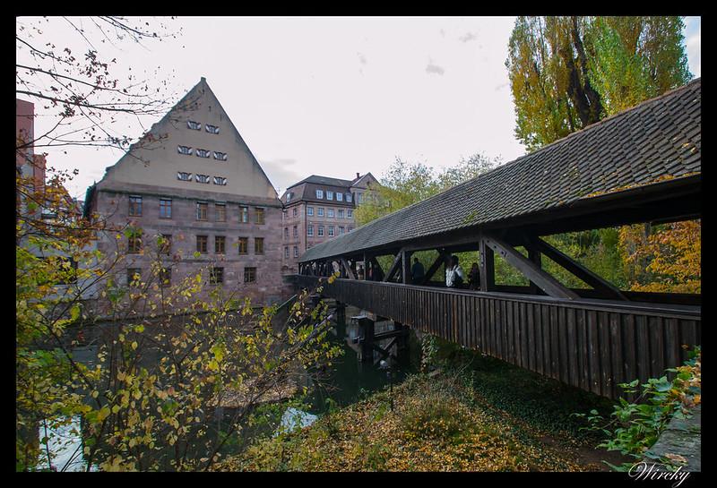 Puentes de Nuremberg - Puente del Verdugo