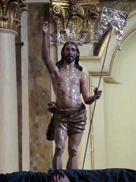 Hermandad del Santísimo Sacramento, Gloriosa Resurrección de Nuestro Señor Jesucristo, María Santísima de La Alegría y Santa María Magdalena