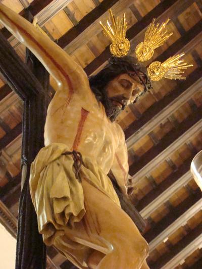 """Hermandad y Cofradía de Nazarenos del Santísimo Cristo de la Veracruz y Mª Santísima de los Dolores. """"Vera Cruz"""". Dos Pasos."""