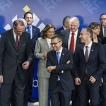 Informal Meeting of Ministers Responsible for Competitiveness (Research): Family photo