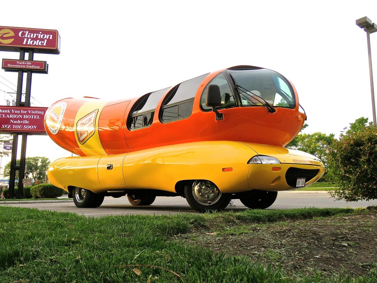 Oscar Mayer Wienermobile 5