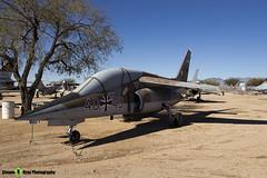 40+49 - 0049 - German Air Force - Dassault-Dornier Alpha Jet A - Pima Air and Space Museum, Tucson, Arizona - 141226 - Steven Gray - IMG_8728