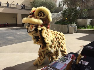 February 13 '18 SDSU Lunar New Year Lion Dance