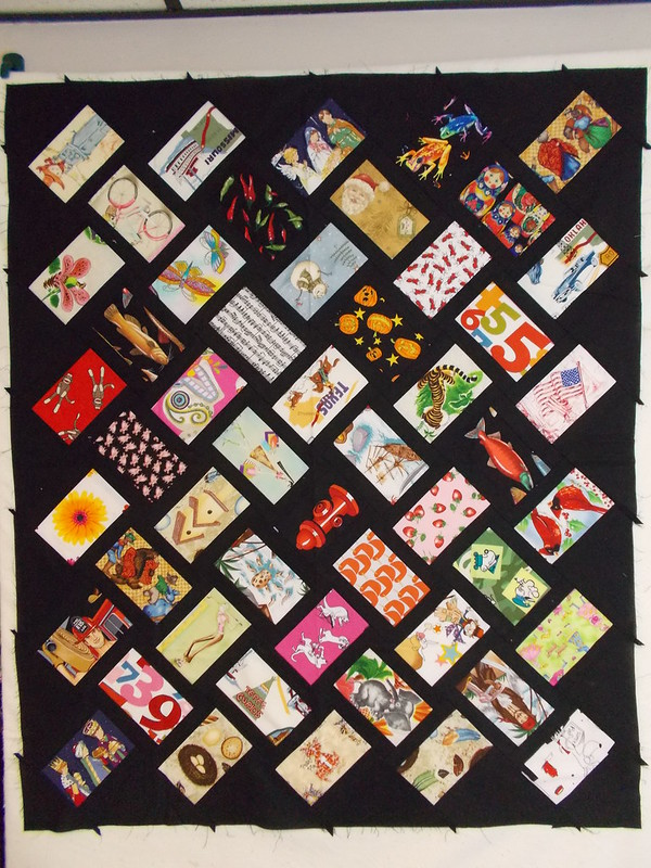I Spy Quilt by Sandi Walton at Piecemeal Quilts