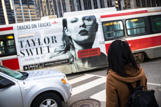 Taylor's Tracks