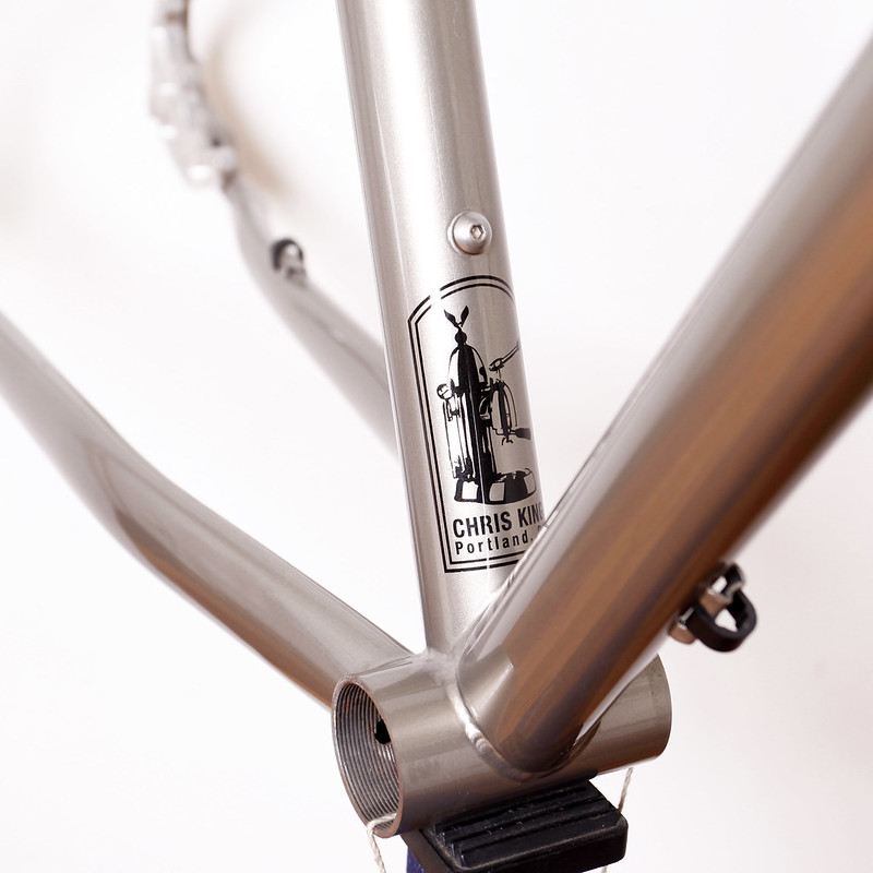 Cielo by Chris King / Mountain Frame with Whisky Fork