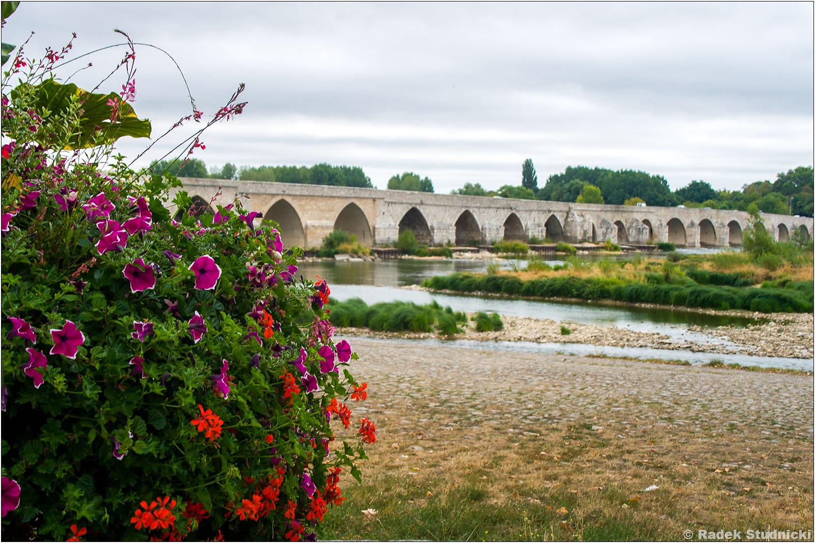 Most na Loarze w Beaugency