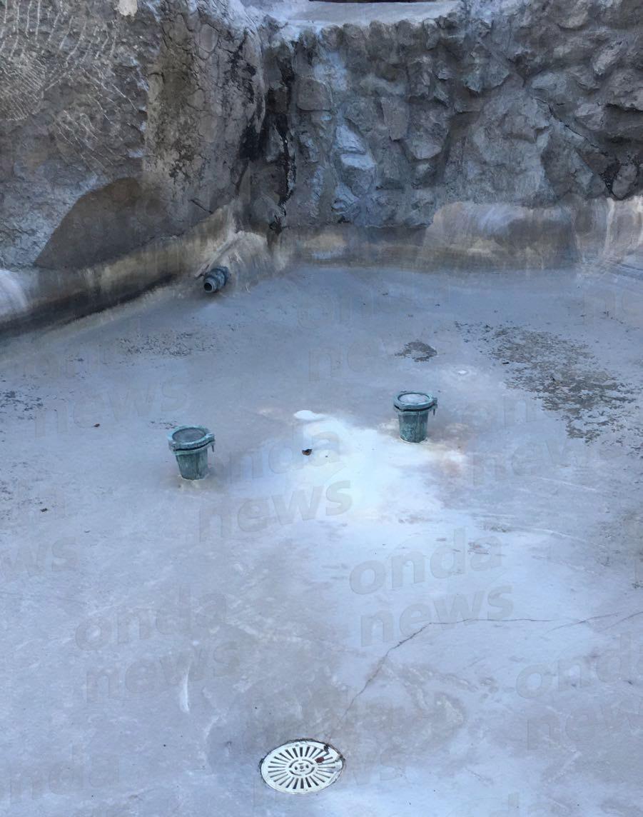 Danni fontana Polla