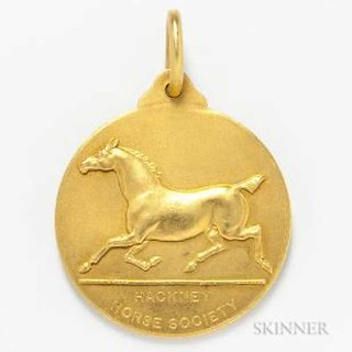Hackney Horse Society Gold Medal