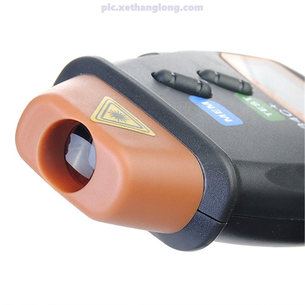 Đầu đo bằng Laser của máy đo tốc độ vòng quay