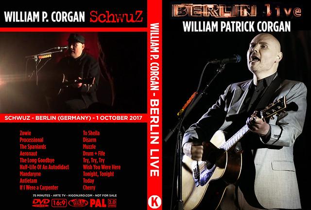 William Patrick Corgan - Berlin Live