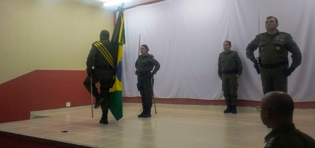 Troca de comando em Monte Alegre