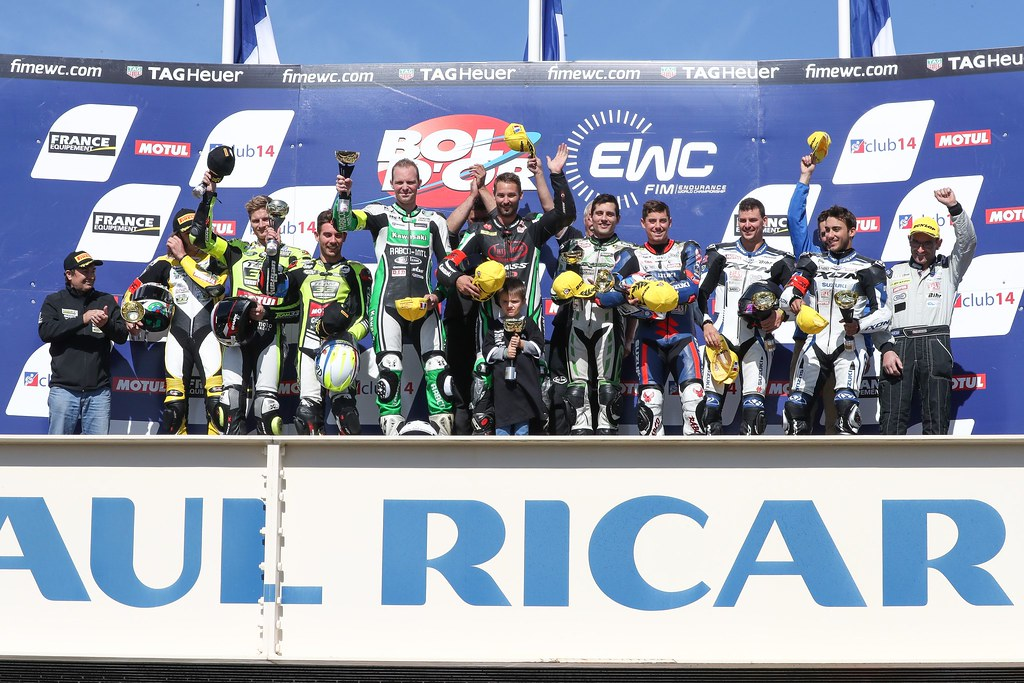 Ewc , Days , Bol , D or , 2017 , Podium , Stock