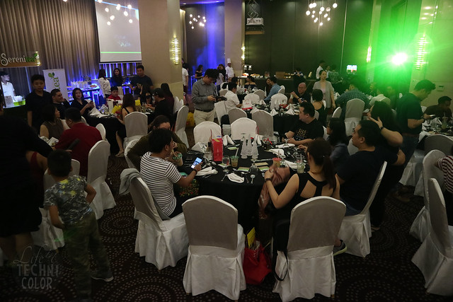 KTG Christmas at F1 Hotel