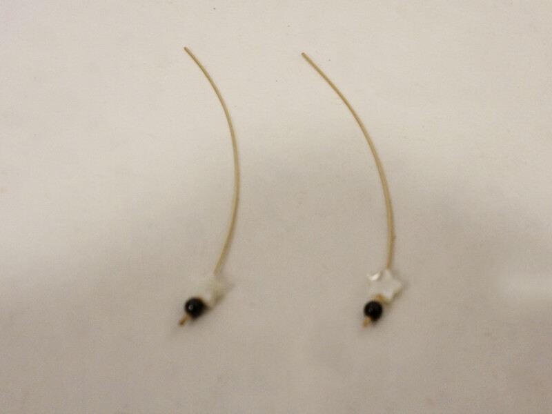 beads on both wires