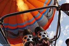 Ballonfahrt / balloon ride