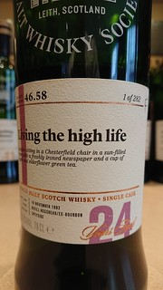 SMWS 46.58 - Living the high life