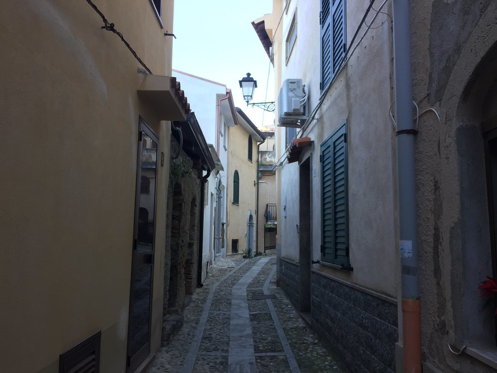 Streets of Scilla