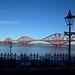 The Forth Bridge seen from South Queensferry,20:01:18