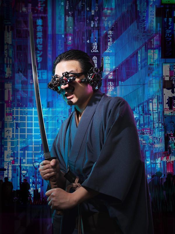 SALZ x Irwin Wong Samurai