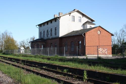 Bahnhof Dingelstädt