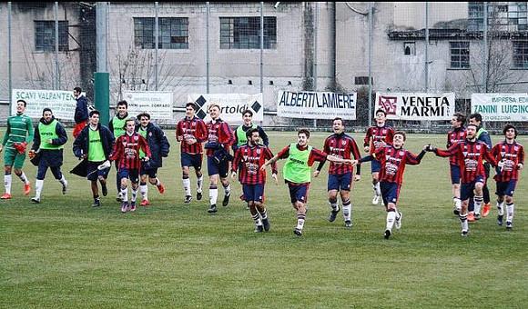 Promozione: continua la corsa della Polisportiva Virtus!