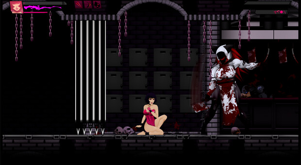 Persona Black Vicious - Gameplay Screenshot