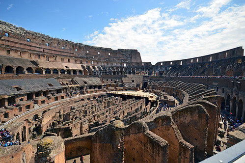 Colosseo - Interior 8