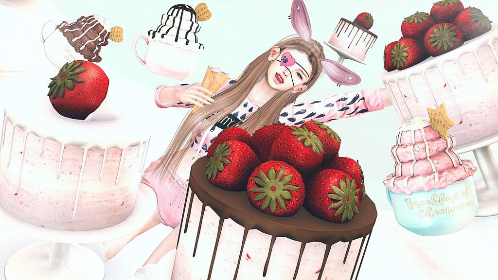 #109 Sweets heaven